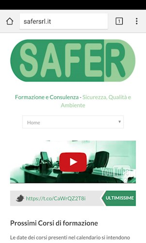 safer srl